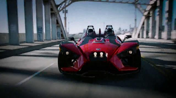 2016 Polaris Slingshot TV Spot, 'New Lineup' - Thumbnail 3