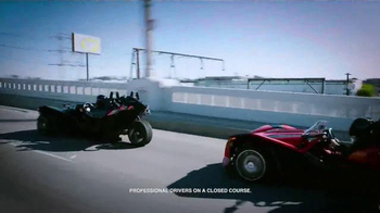 2016 Polaris Slingshot TV Spot, 'New Lineup' - Thumbnail 4