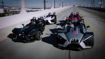 2016 Polaris Slingshot TV Spot, 'New Lineup'
