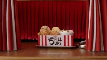 KFC $5 Fill Ups TV Spot, 'Guarantee' - Thumbnail 4