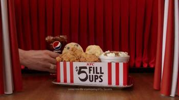 KFC $5 Fill Ups TV Spot, 'Guarantee' - Thumbnail 5