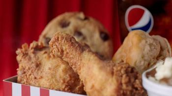 KFC $5 Fill Ups TV Spot, 'Guarantee' - Thumbnail 6