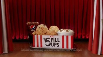 KFC $5 Fill Ups TV Spot, 'Guarantee' - Thumbnail 8