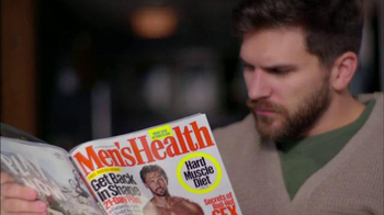 Men's Health Box TV Spot, 'Healthy and Confident' - 28 commercial airings