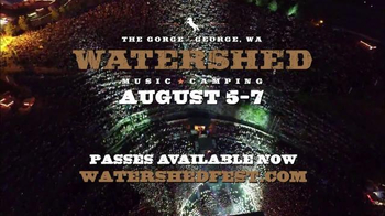 Watershed Festival TV Spot, '2016 Watershed Festival Tickets' - Thumbnail 8