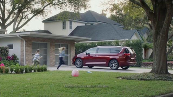 2017 Chrysler Pacifica TV Spot, 'Good For Your Dad Brand' Ft. Jim Gaffigan - Thumbnail 1