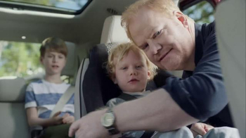 2017 Chrysler Pacifica TV Spot, 'Good For Your Dad Brand' Ft. Jim Gaffigan - Thumbnail 5