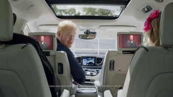 2017 Chrysler Pacifica TV Spot, 'Good For Your Dad Brand' Ft. Jim Gaffigan - Thumbnail 9