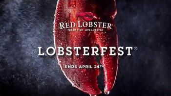 Red Lobster Lobsterfest TV Spot, 'Three More Weeks' - Thumbnail 6