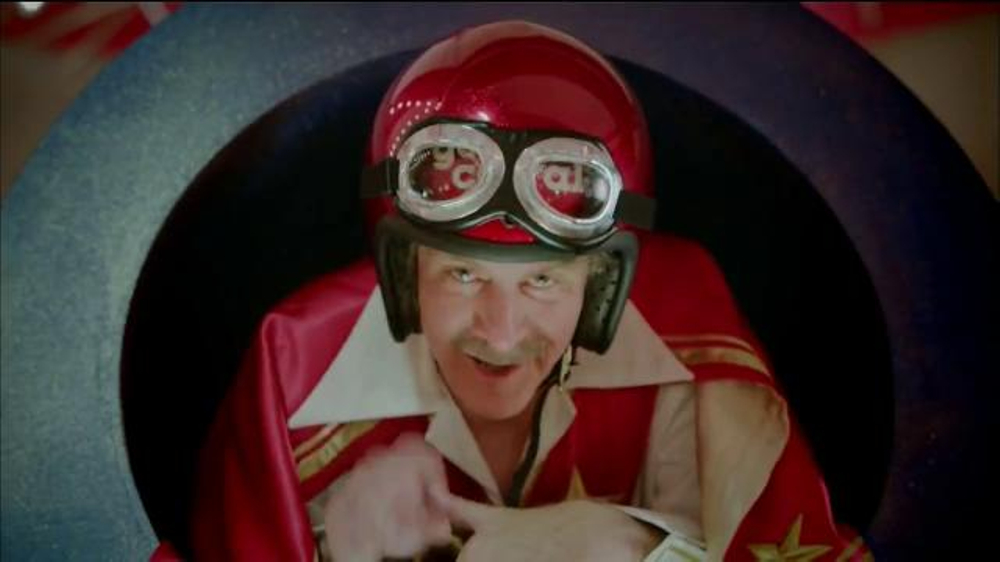 Golden Corral Fired Up Favorites TV Commercial, 'Cannonball' Feat. Jeff Foxworthy