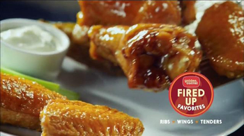 Golden Corral Fired Up Favorites TV Spot, 'Cannonball' Feat. Jeff Foxworthy - Thumbnail 4