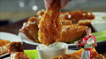 Golden Corral Fired Up Favorites TV Spot, 'Cannonball' Feat. Jeff Foxworthy - Thumbnail 6