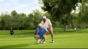 AT&T TV Spot, 'Caddie' Featuring Jordan Spieth, Tony Romo - Thumbnail 1