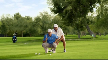 AT&T TV Spot, 'Caddie' Featuring Jordan Spieth, Tony Romo - Thumbnail 2