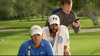 AT&T TV Spot, 'Caddie' Featuring Jordan Spieth, Tony Romo - Thumbnail 3