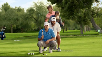 AT&T TV Spot, 'Caddie' Featuring Jordan Spieth, Tony Romo - 61 commercial airings