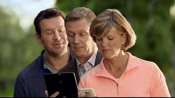AT&T TV Spot, 'Caddie' Featuring Jordan Spieth, Tony Romo - Thumbnail 5