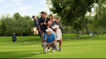 AT&T TV Spot, 'Caddie' Featuring Jordan Spieth, Tony Romo - Thumbnail 7