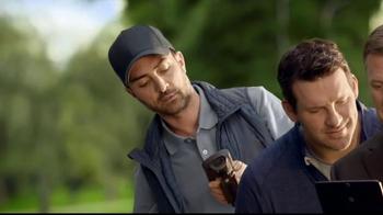 AT&T TV Spot, 'Caddie' Featuring Jordan Spieth, Tony Romo - Thumbnail 8