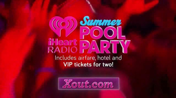 X Out Body Scrub TV Spot, 'iHeart Radio: Summer Party' Featuring Tinashe - Thumbnail 6