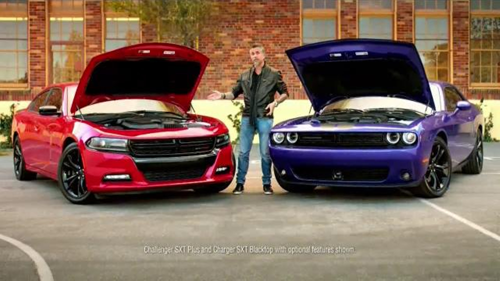 2015 Dodge Charger Sxt Se Tv Commercial Uncle Richie No Debate Video