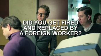 Federation for American Immigration Reform TV Spot, 'Disney Layoff' - Thumbnail 1