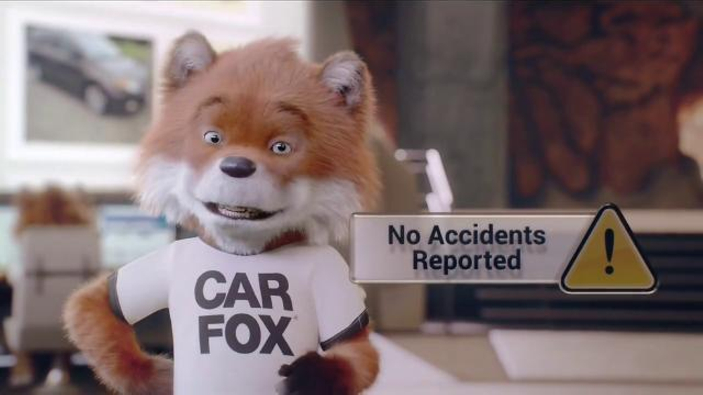 Carfax TV Commercial, 'No Accidents Reported'