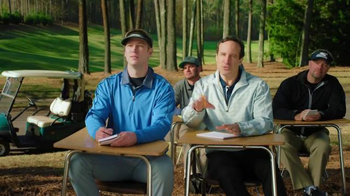 SKECHERS Go Golf Pro TV Spot, 'Thread the Needle II' Featuring Matt Kuchar - Thumbnail 4