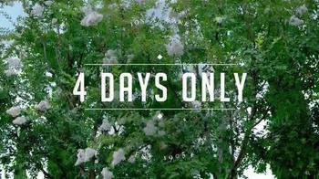 JoS. A. Bank TV Spot, 'Four Days' - Thumbnail 1