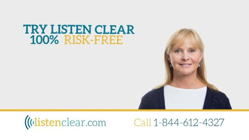 Miracle Ear Hearing Aids >> ListenClear TV Commercial, 'Hearing Aids' - iSpot.tv
