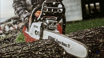 STIHL TV Spot, 'Chainsaw & Hedgetrimmer' - Thumbnail 3
