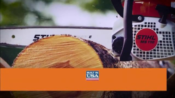 STIHL TV Spot, 'Chainsaw & Hedgetrimmer' - Thumbnail 4
