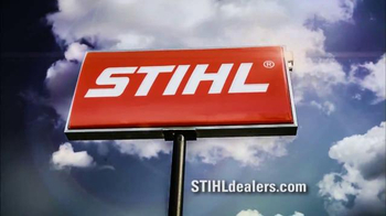 STIHL TV Spot, 'Chainsaw & Hedgetrimmer' - Thumbnail 9
