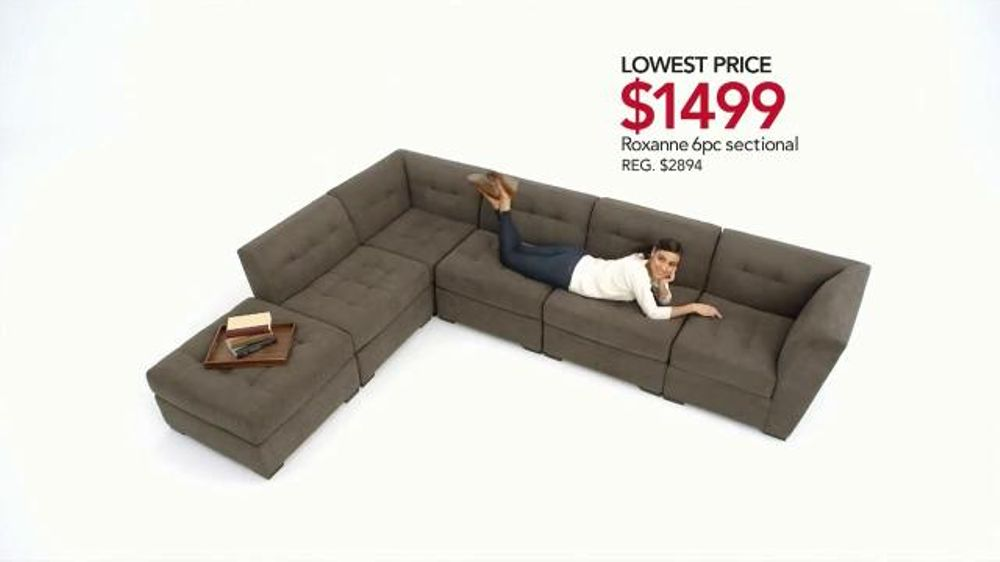 Incredible Macys Spring Furniture Sale Tv Commercial Sectionals Video Gamerscity Chair Design For Home Gamerscityorg