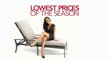 Macy's Spring Furniture Sale TV Spot, 'Sectionals' - Thumbnail 2