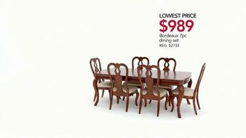 Macy's Spring Furniture Sale TV Spot, 'Sectionals' - Thumbnail 6