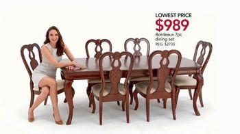 Macy's Spring Furniture Sale TV Spot, 'Sectionals' - Thumbnail 7