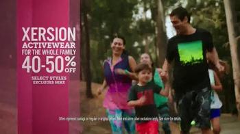 JCPenney TV Spot, 'Family Activewear' - Thumbnail 3