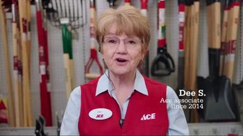 ACE Hardware TV Spot, 'Vegetable Garden'