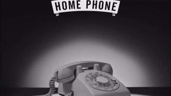 Vonage TV Spot, 'The Home Phone'