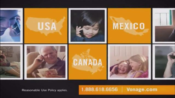 Vonage TV Spot, 'The Home Phone' - Thumbnail 6