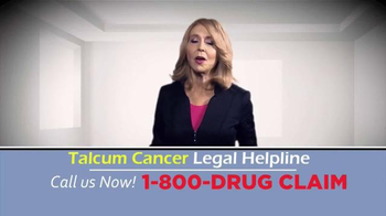 McDivitt Law Firm TV Spot, 'Talcum Cancer Legal Helpline' - Thumbnail 8