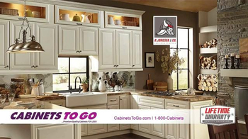 Cabinets To Go TV Spot, 'Secure Your Savings' - Thumbnail 1