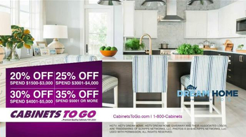 Cabinets To Go TV Spot, 'Secure Your Savings' - Thumbnail 4