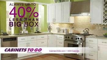 Cabinets To Go TV Spot, 'Secure Your Savings' - Thumbnail 9