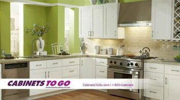 Cabinets To Go TV Spot, 'Secure Your Savings' - 62 commercial airings