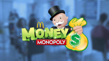 McDonald's Money Monopoly TV Spot, '100 Million Prizes' - Thumbnail 1