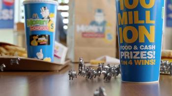 McDonald's Money Monopoly TV Spot, '100 Million Prizes' - Thumbnail 4