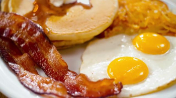 Denny's Honey Jalapeño Bacon TV Spot, 'Bacon Emoji' - Thumbnail 3