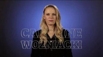 Usana TV Spot, 'Animated Faces' Featuring Caroline Wozniacki